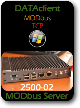 003 CAS 2500-02 Data Client - Modbus TCP