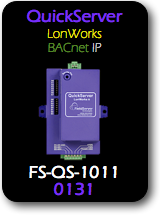 QuickServer, LonWorks - BACnet/IP